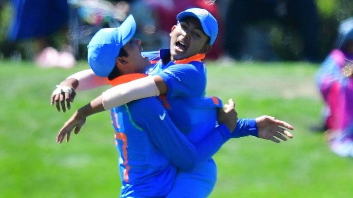 India have won the U-19 World Cup 4 times