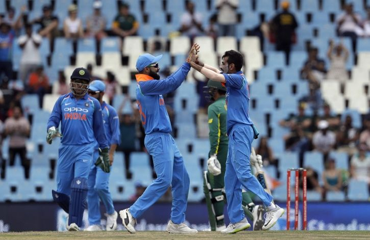 India lead the 6-match series 4-0