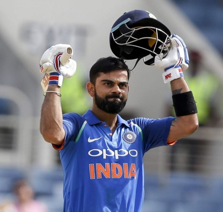 India lead the series 1-0.