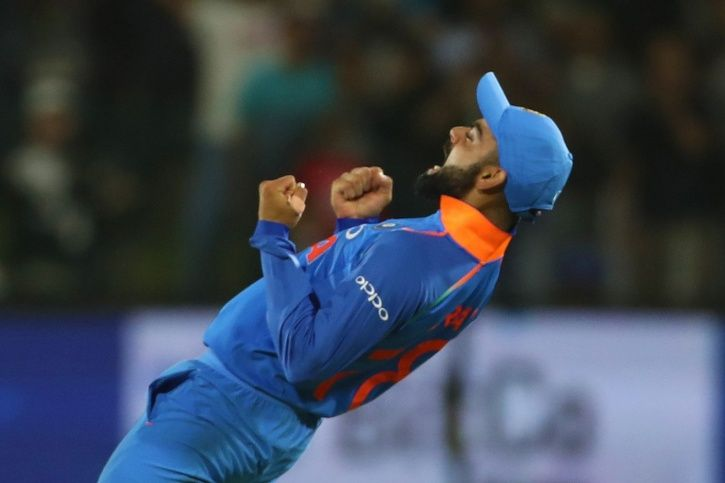India lead the series 4-1