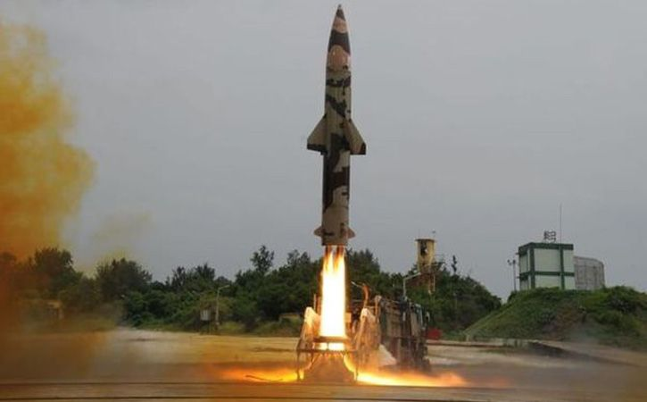 India Successfully Test-Fires Nuclear Capable Prithvi II