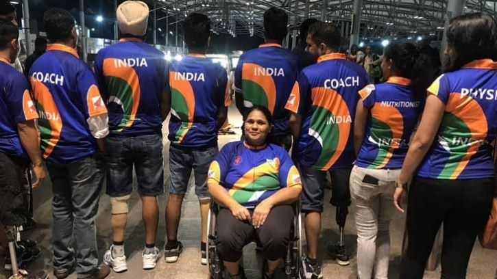 India team underlined their supremacy in the Asian Para-Cycling Championships