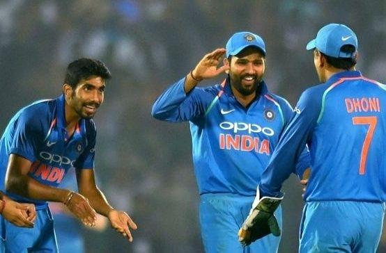 India won  the series 2-1