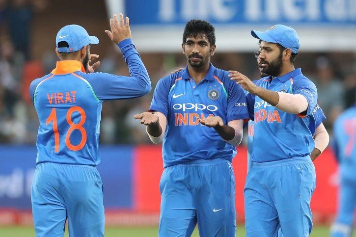 India won by 73 runs to take a 4-1 lead