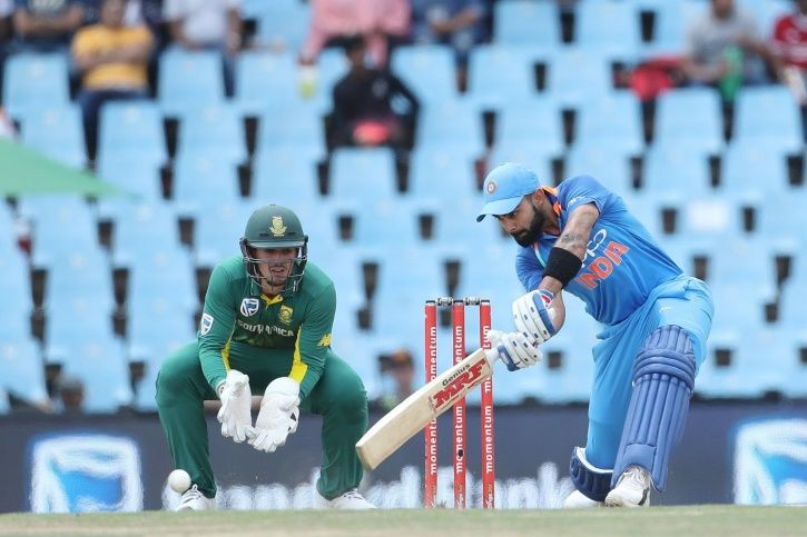 India won by 9 wickets.