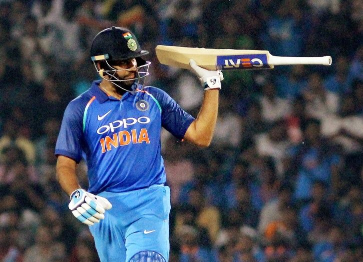 India won the series 2-1.
