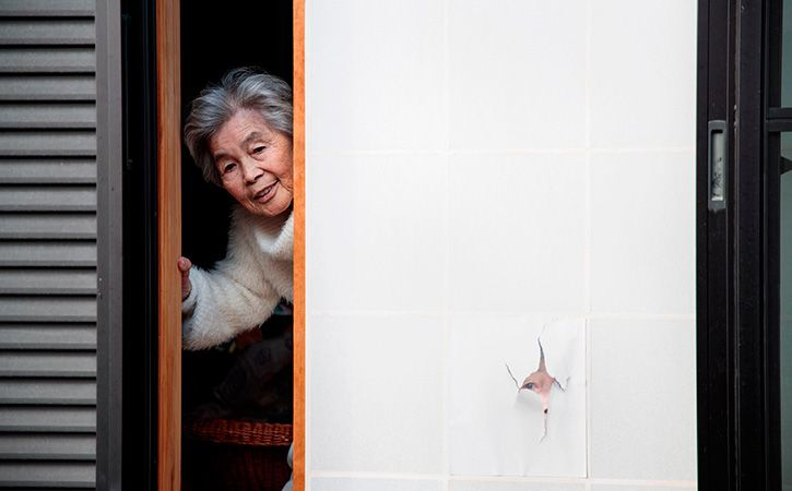 Japan Insta Granny Finds Fame With Wacky Selfies