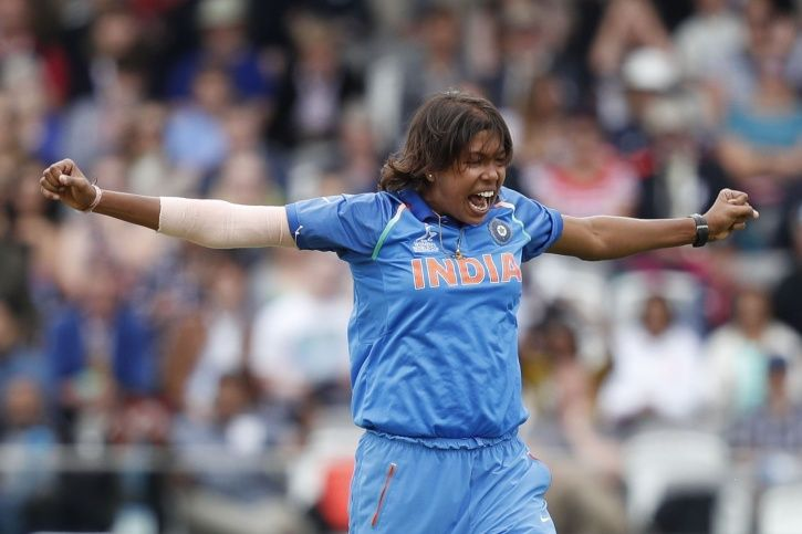 Jhulan Goswami has been representing India since 2002.
