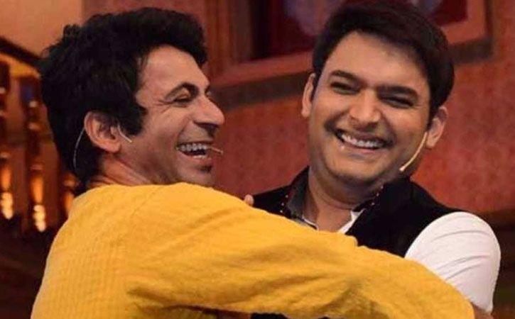 Kapil Sharma On His Tussle With Sunil Grover