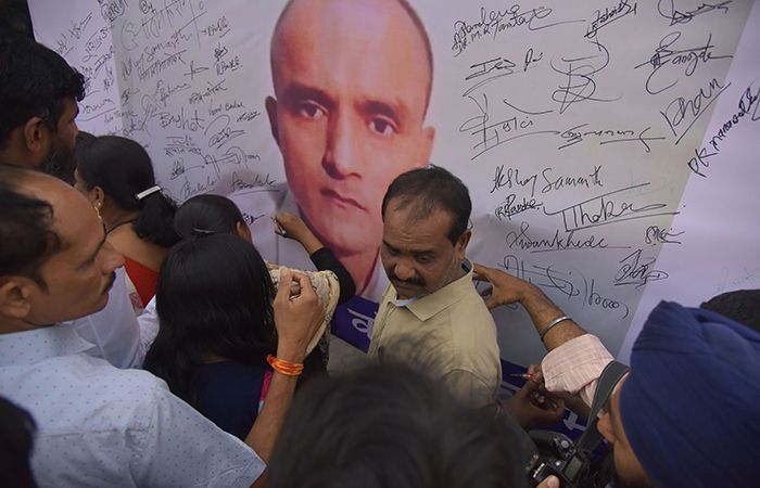 Kulbhushan Jadhav Again Under Trial In Pakistan