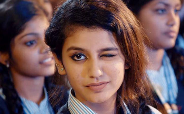 letter Smriti Irani To Ban Priya Varrier's Manikya Malaraya Poovi Song