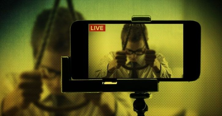 Live Streaming Suicide