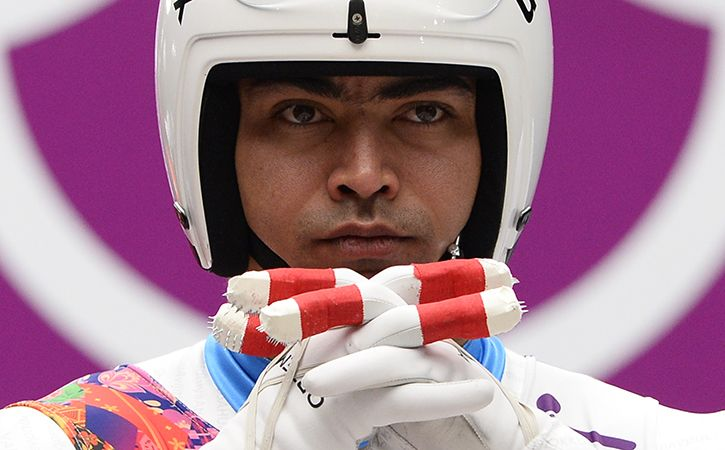 Luger Shiva Keshavan and cross country skier Jagdish Singh will represent India