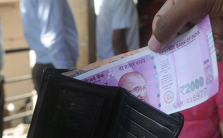 Maharashtra Woman Cop Steals Rs 50k From Accident Victim