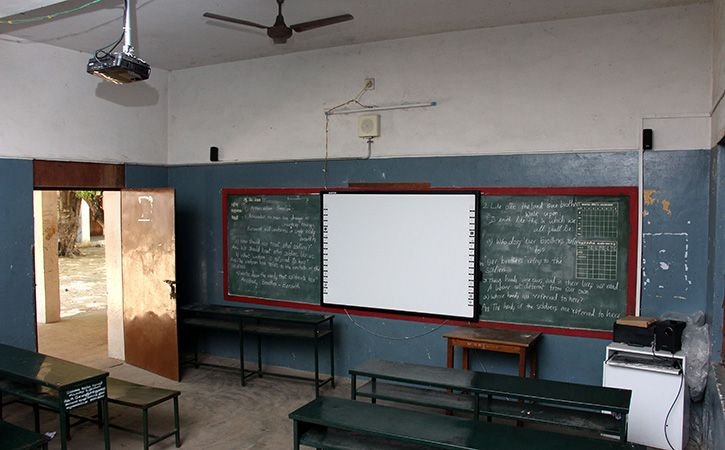Many Government-Run Schools In Gurugram Can not Air PMs Exam Talk For Students