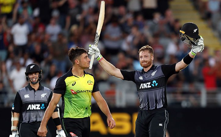 Martin Guptill Becomes All Time Leading Run-getter In T20i History