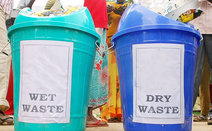 New Bylaws Say Up To Rs 10000 Fine For Not Segregating Waste