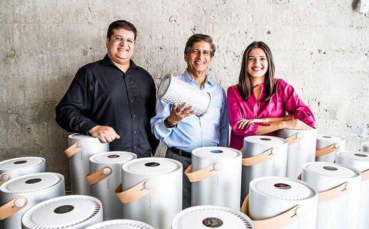 NRI Invents First Air Purifier That Kills Toxins