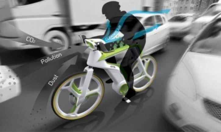 photosynthesis bike