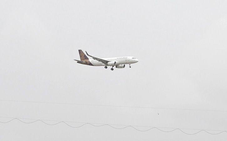 Planes Dodge Midair Crash Over Mumbai By Seconds