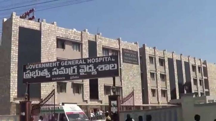 Power Failure Forces Doctors In Andhra Government Hospital To Conduct Operation Under Mobile Torch
