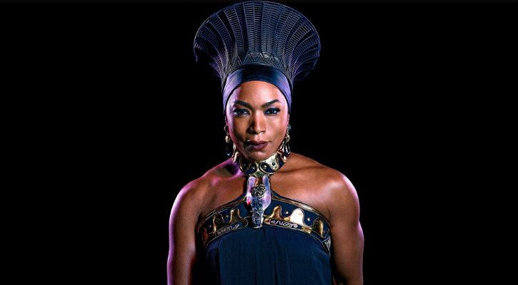 queen mother of black panther