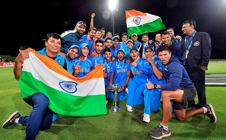Rahul Dravid Has A Message For His Under 19 Boys