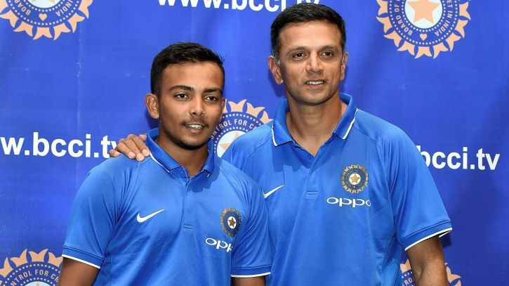 Rahul Dravid has always been The Wall