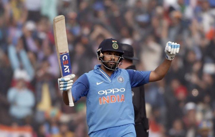 Rohit Sharma has made 17 ODI hundreds