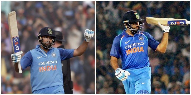 Rohit Sharma has the highest ODI score of 264