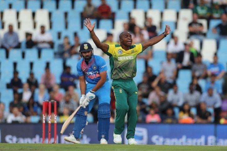 Rohit Sharma replaced Virat Kohli as skipper