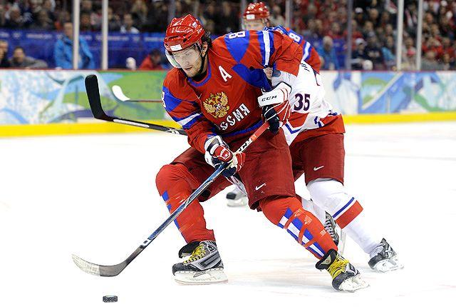 russia ice hockey players