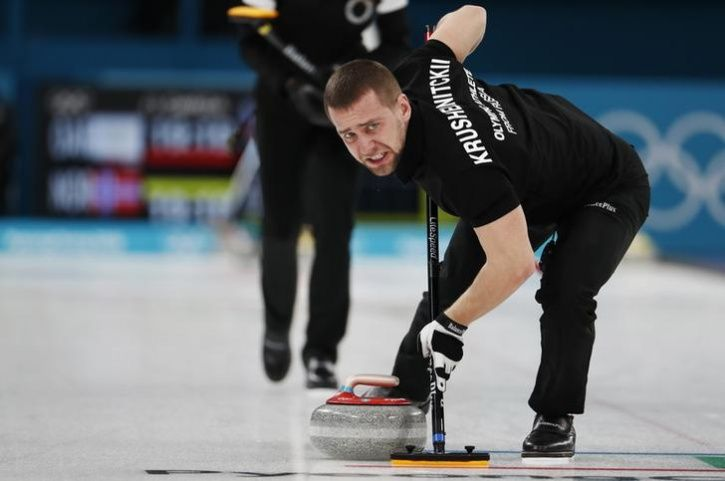 Russian Curler Found Guilty Of Doping, To Return Bronze Medals