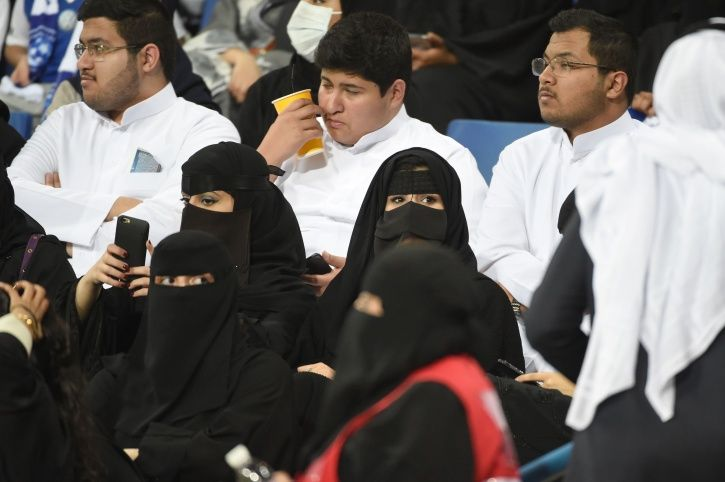 Saudi Allows Women To Join The Army