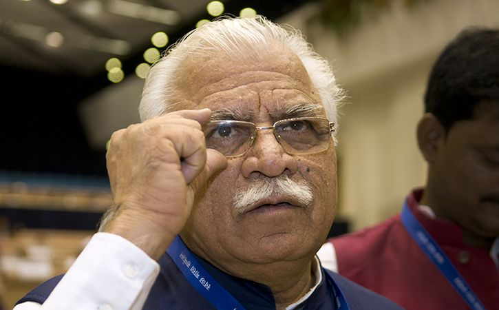 Sexually Abused At Work Woman Writes To Manohar Lal Khattar