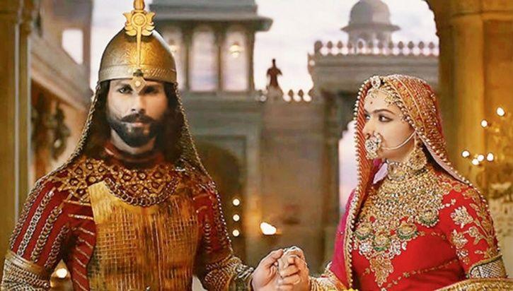 Shahid and Deepika