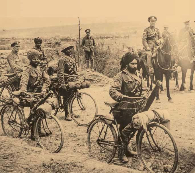 Sikh Soldiers Who Fought For The British In World Wars
