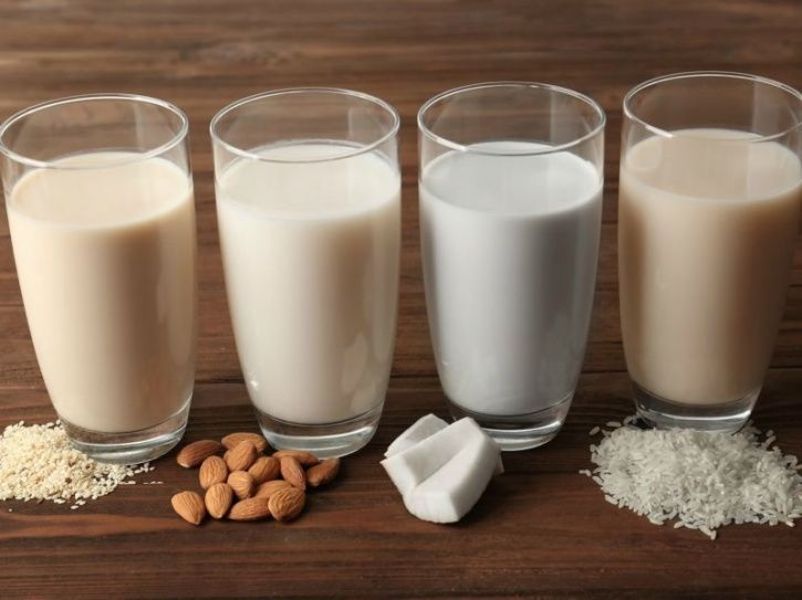 Soy Milk Is The Healthiest Of The Lot, Say Scientists