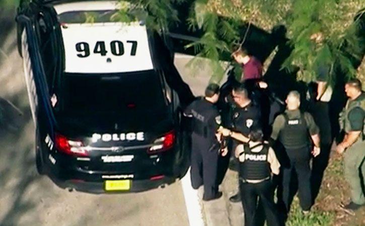 Student Kills 17 In Shooting Spree At Florida High School