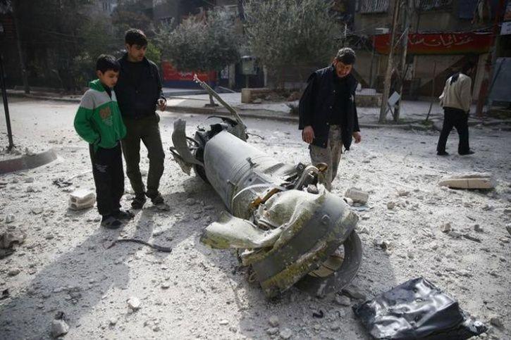 syria bombing