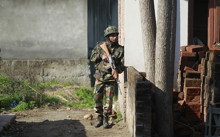 Terrorists Who Attacked Sunjuwan Camp Came From Pak In June