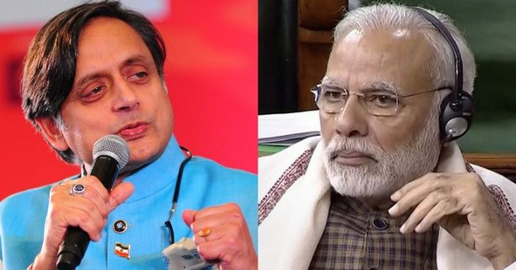 Tharoor/Modi