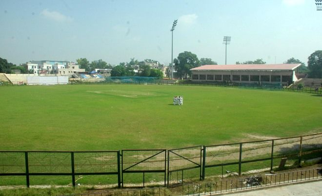 The long forgotten cricket stadiums of India