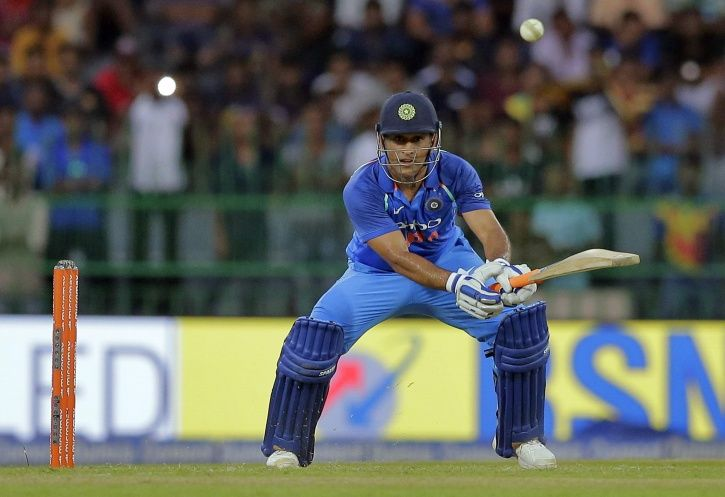 This is Dhoni