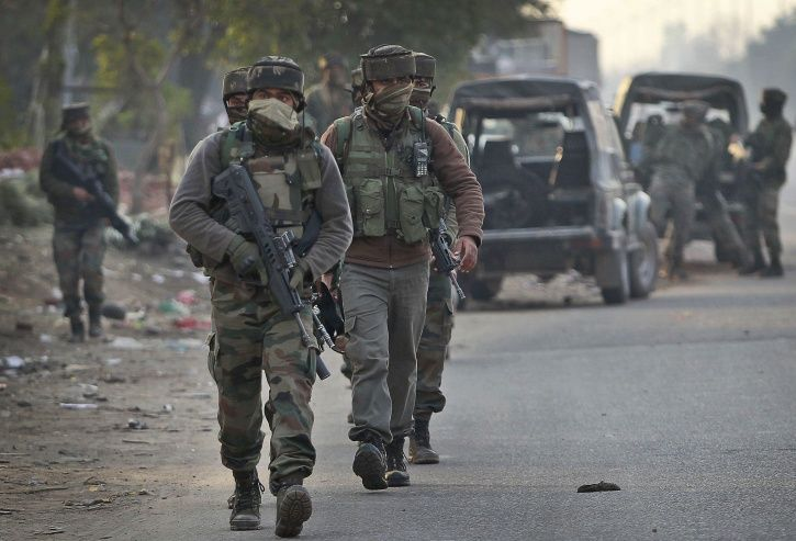 Two Officer Killed As Terrorists Attack Army Camp In Sunjuwan