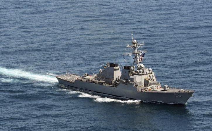 US Prepares High Seas Crackdown On North Korea Sanctions Evader