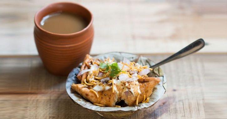 Uttarakhand tea and snacks