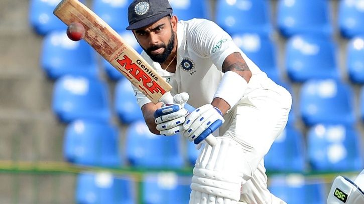 Virat Kohli has never played a Test in Pakistan