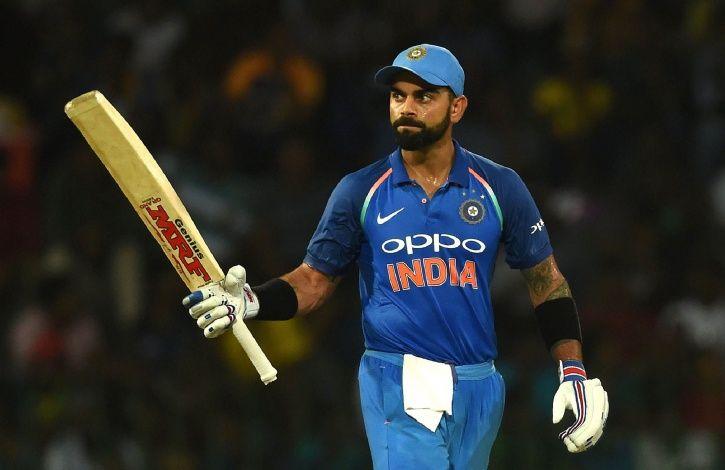 Virat Kohli has scored 34 ODI hundreds