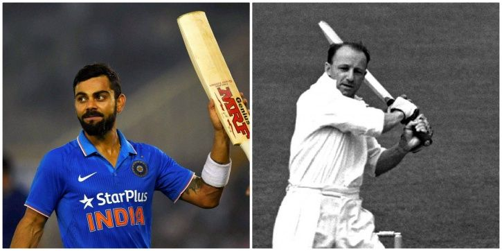 Virat Kohli has the 2nd most hundreds in ODIs